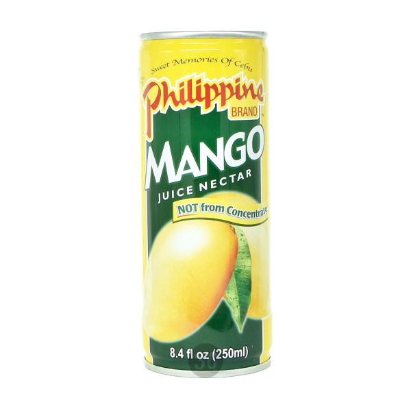 Philippines Brand - Mango-Erfrischungsgetränk, 250ml