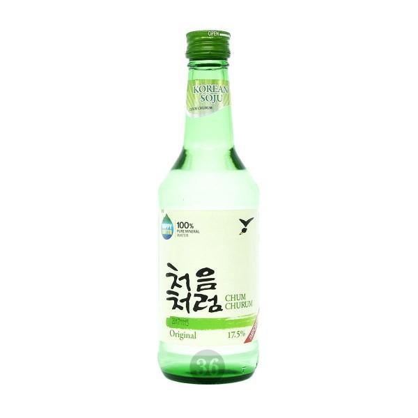 Lotte - Chum Churum Soju, 360ml