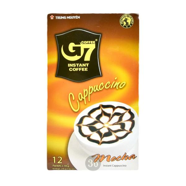 Trung Nguyen - Instant-Cappuccino Mokka-Geschmack, 216g