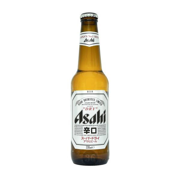 Asahi - japanisches Bier, 330ml