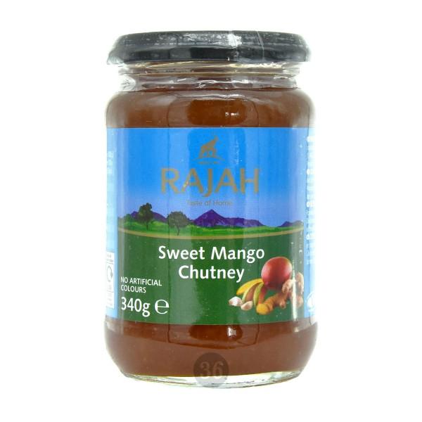 Rajah - Sweet Mango Chutney, 340g