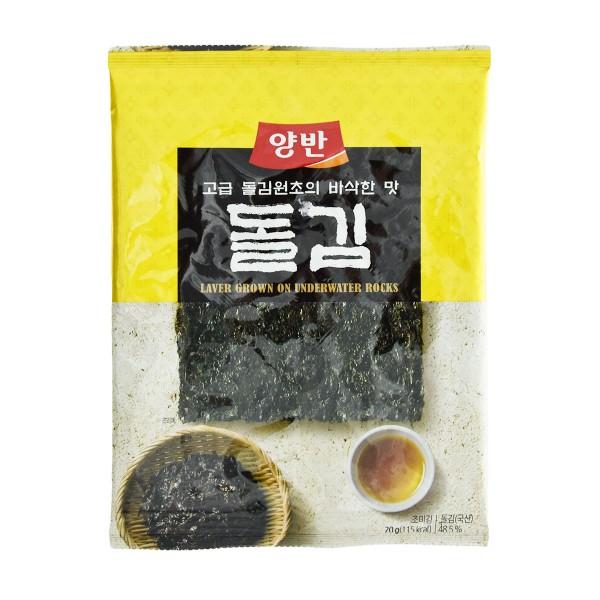 Dongwon - Gewürzte Nori-Blätter für Sushi, 5Stk