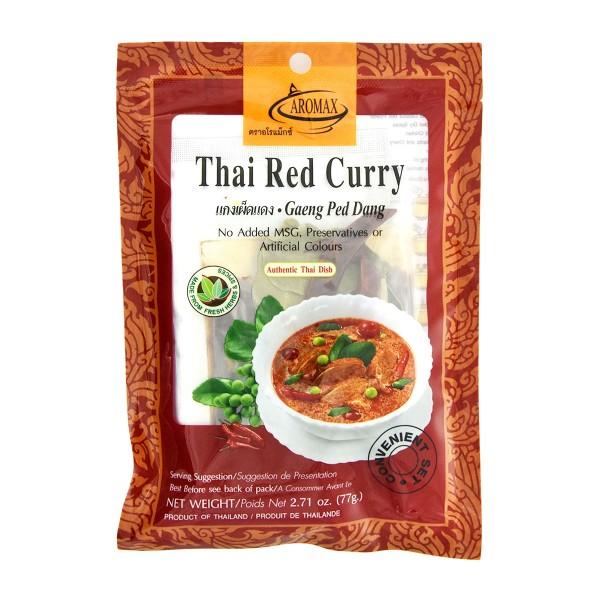 Aromax - Rotes Thai-Curry-Kit, 77g