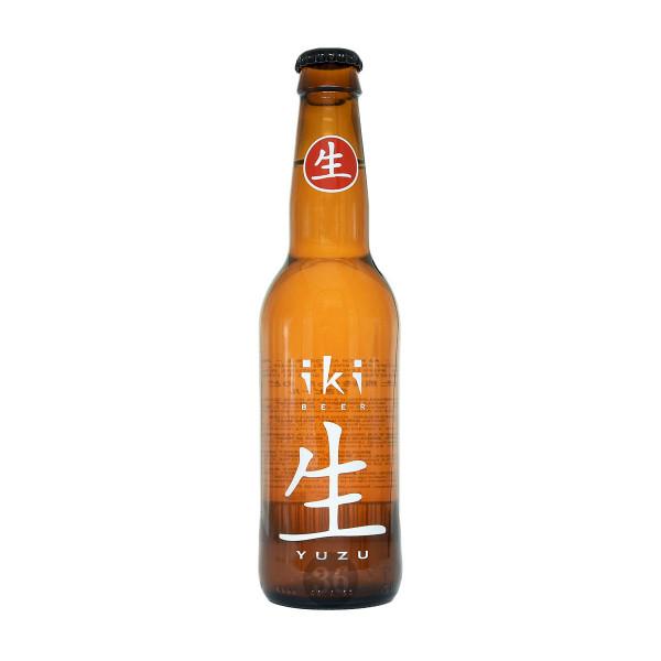 iKi - Yuzu-Bier, 330ml