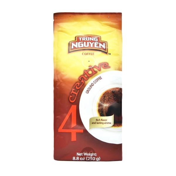 Trung Nguyen - Creative 4 - gemahlener Kaffee, 250g