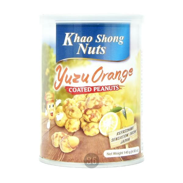 Khao Shong - Erdnüsse mit Yuzu-Teigmantel, 140g