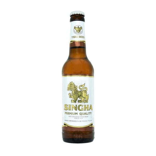 Singha - thailändisches Bier, 330ml