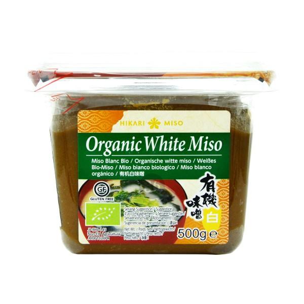 Hikari Miso - Miso-Paste(weiß), 500g