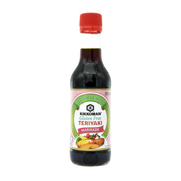 Kikkoman - glutenfreie Teriyaki-Marinade, 250ml