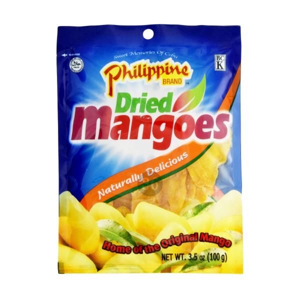 Philippine Brand - Getrocknete Mango, 100g