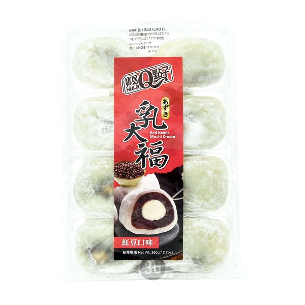 Taiwan Dessert - Rote Bohnen-Mochis, 360g