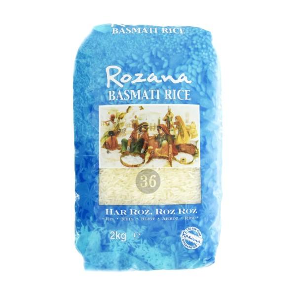 Rozana - Basmati-Reis, 2kg