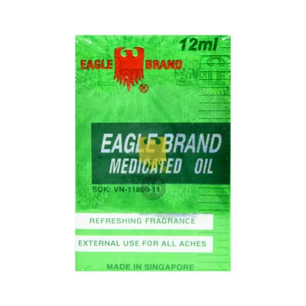 Eagle Brand - Medizinisches Öl, 12ml