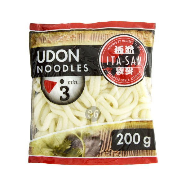 Ita-San - Instant-Udon-Nudeln, 200g