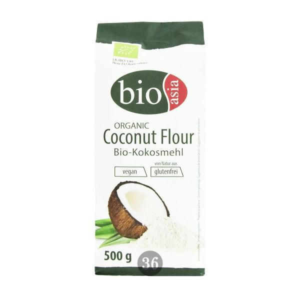 Bio Asia - Bio Kokosmehl, 500g