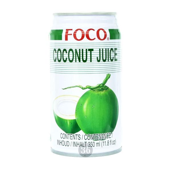 Foco - Kokosnussgetränk, 350ml