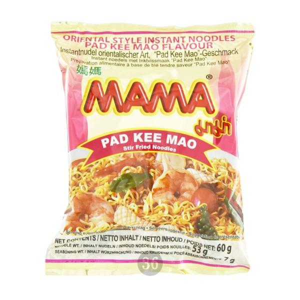 "Mama - Instantnudeln ""Pad Kee Mao"", 60g"