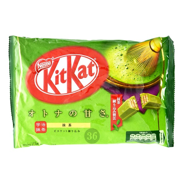 Nestle - KitKat-Matcha, 147g