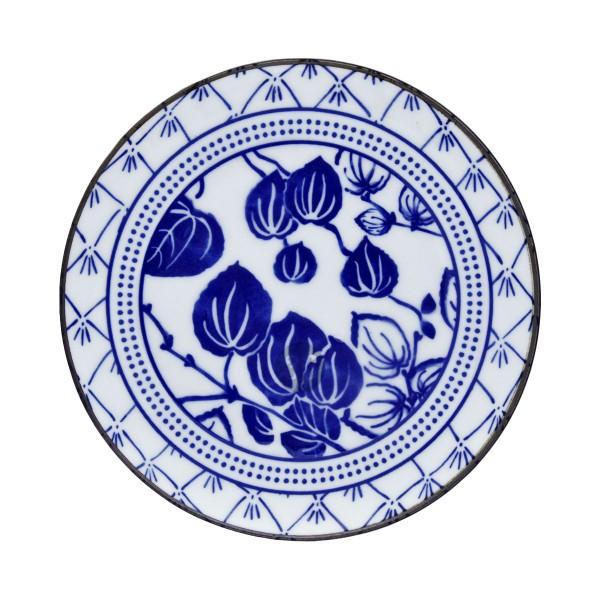 "Tokyo Design - ""Flora Japonica Ivy"" Teller, 25,7x3cm"