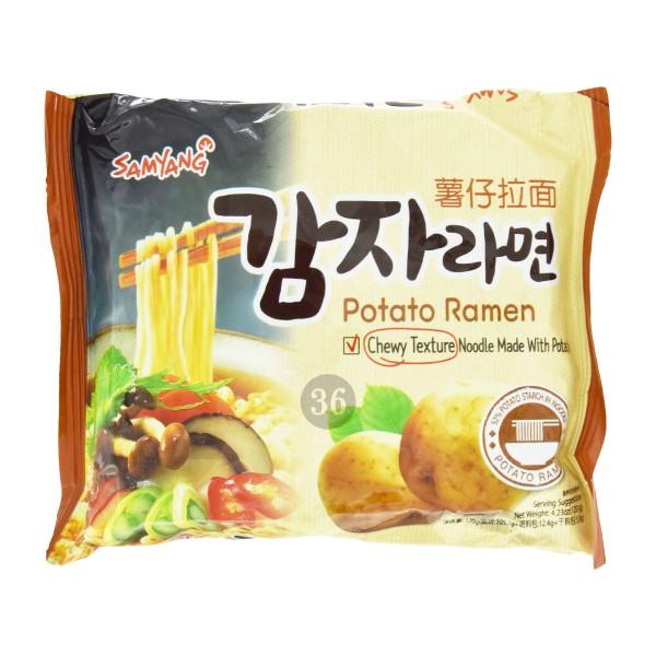"Samyang - Instantnudeln ""Potato Ramen"", 120g"