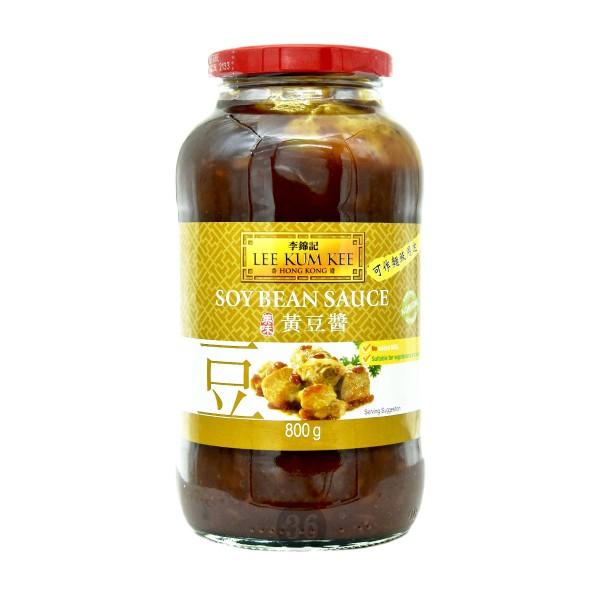 LeeKumKee - Sojabohnen-Soße, 800g