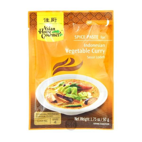 Asian Home - Indonesisches Gemüse-Curry 50g