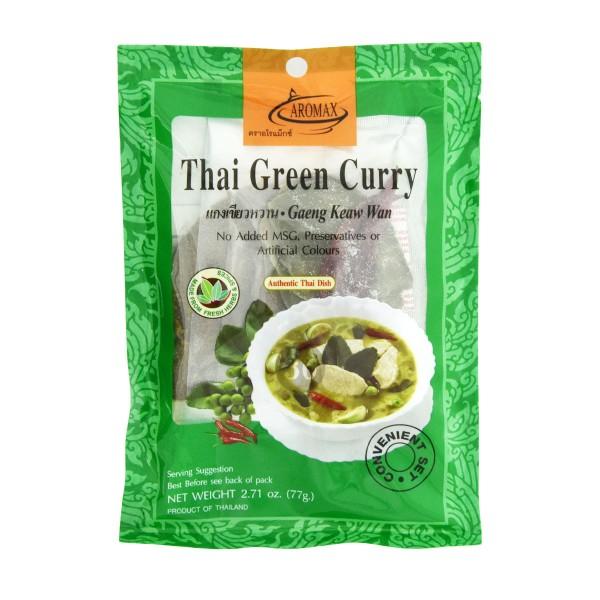 Aromax - Grünes Thai-Curry-Kit, 77g