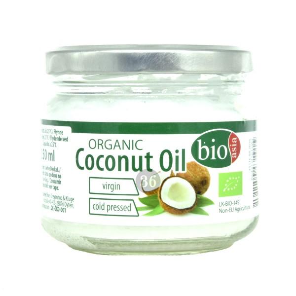 Bio Asia - Bio-Kokosöl, 250ml