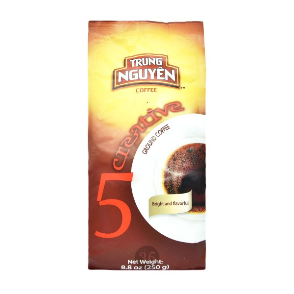 Trung Nguyen - Creative 5 - gemahlener Kaffee, 250g