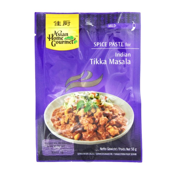 Asian Home - Tikka Masala, 50g