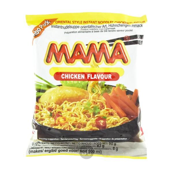 """Mama - Instantnudeln """"Chicken"""", 90g"""