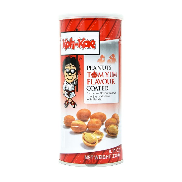 Koh-Kae - Tom-Yum-Erdnüsse, 230g