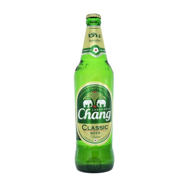 Chang - thailändisches Bier, 620ml
