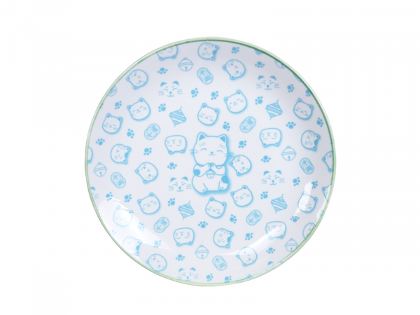 LUCKY CAT BLUE TELLER | TOKYO DESIGN | 25,3 CM