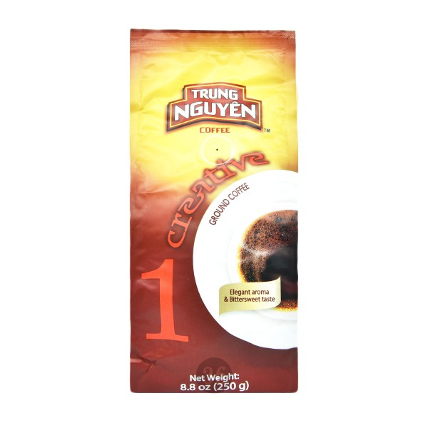 Trung Nguyen - Creative 1 - gemahlener Kaffee, 250g