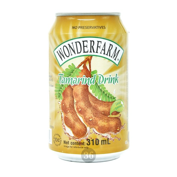 Wonderfarm - Tamarind-Drink, 320ml