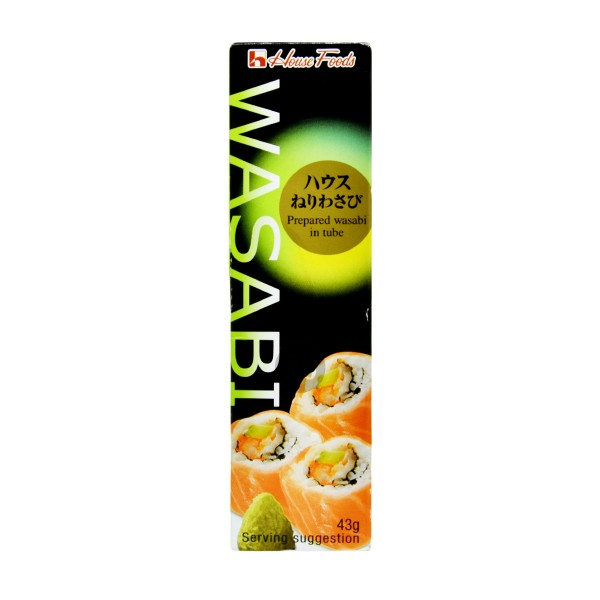 House Foods - Wasabi-Paste, 43g