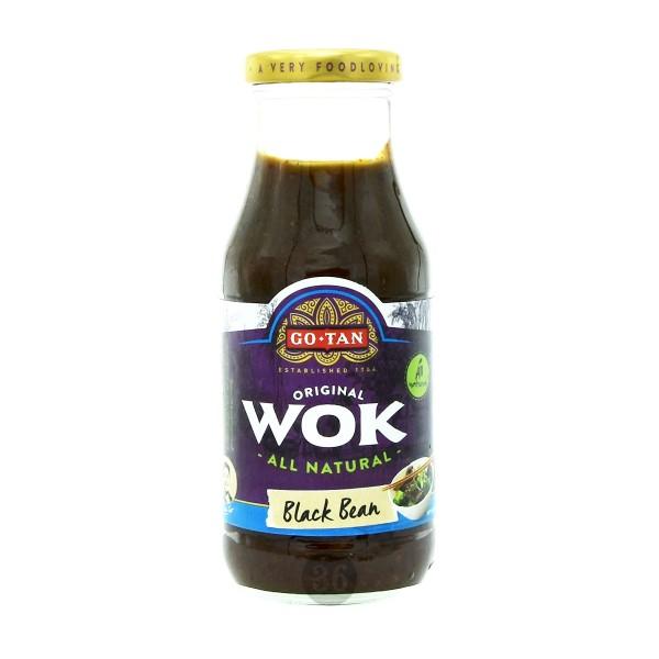 GoTan - Black Bean, 240ml