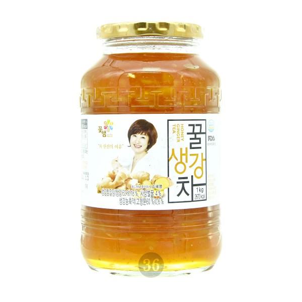 Asropa - Ingwertee-Konzentrat mit Honig, 1kg