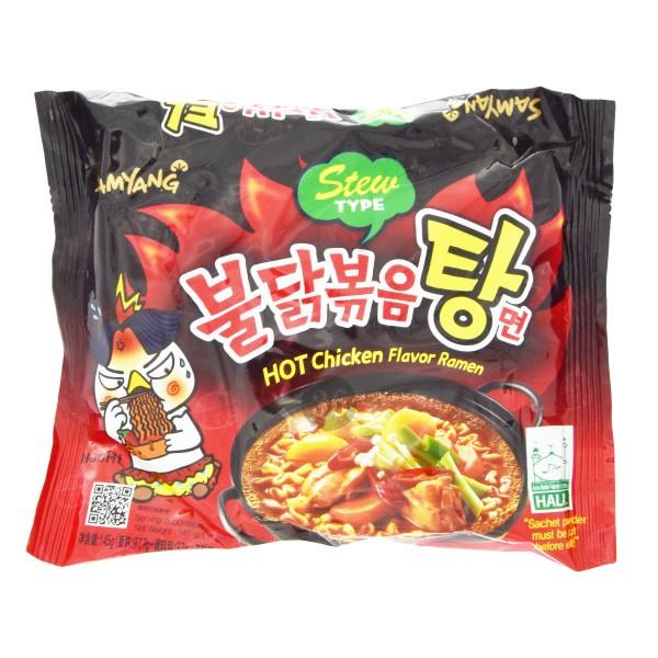 """Samyang - Instantnudeln """"Hot Chicken"""", 145g"""