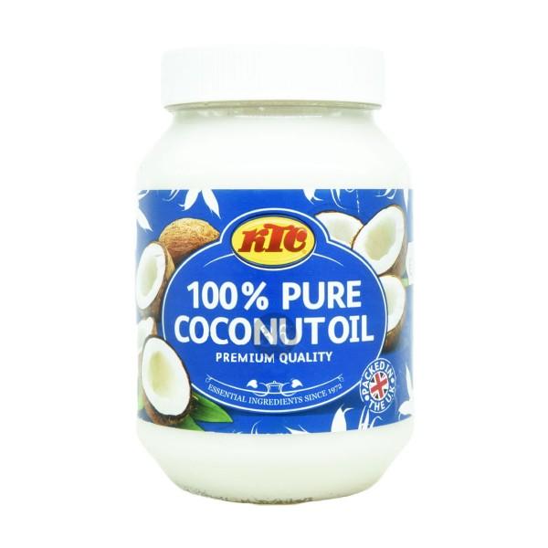 KTC - Reines Kokosöl, 500ml