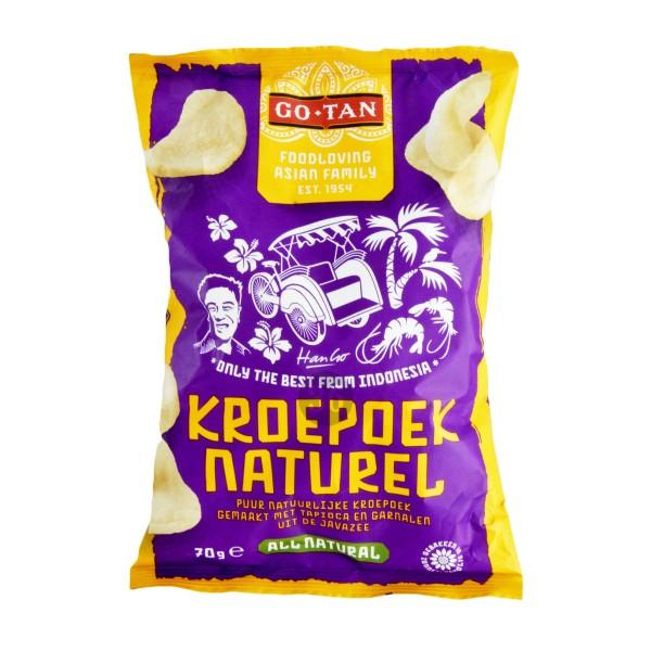 Go Tan - Krabbenchips, 70g
