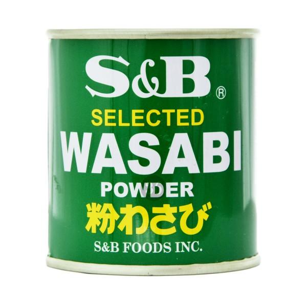 S&B - Wasabi-Pulver, 30g