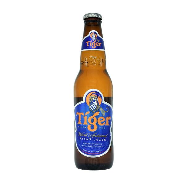 Tiger - singapur. Bier, 330ml