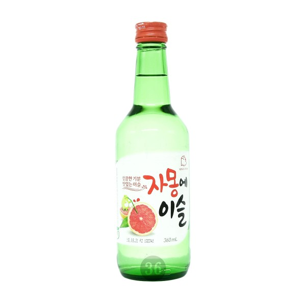 Hitejinro - Soju mit Grapefruitgeschmack, 360ml