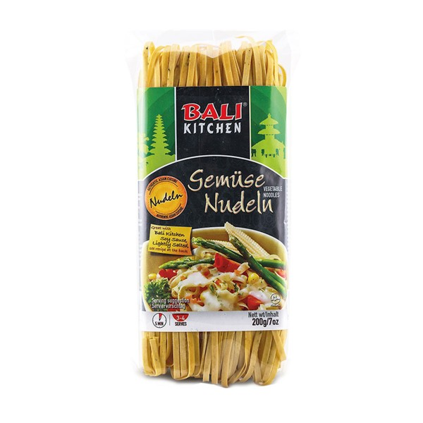 Bali Kitchen - Gemüse-Nudeln, 200g