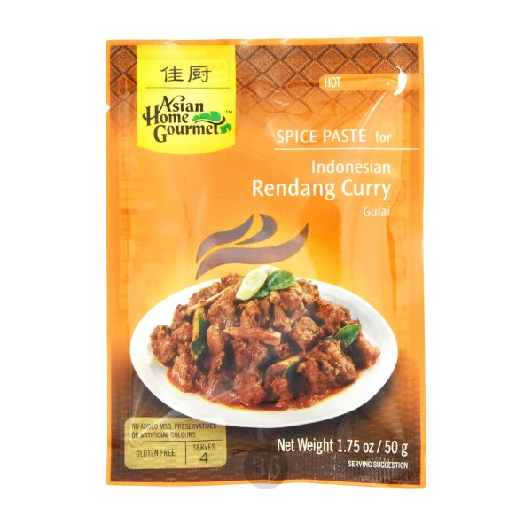 Asian Home - Rendang Curry, 50g