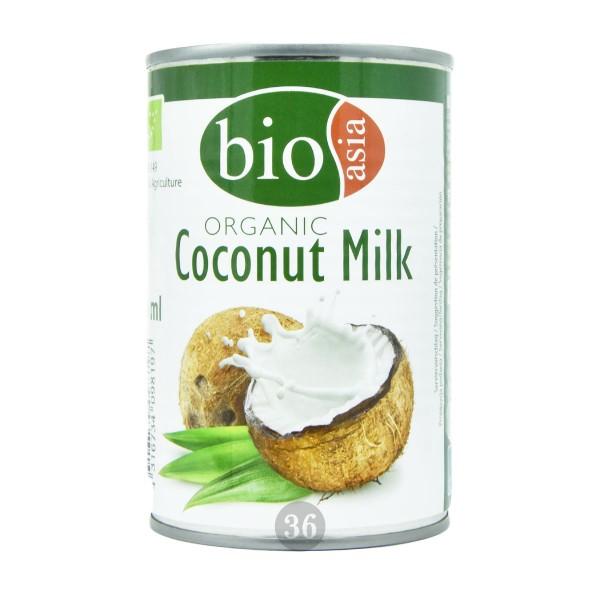 Bio Asia - Bio Kokosmilch, 400ml