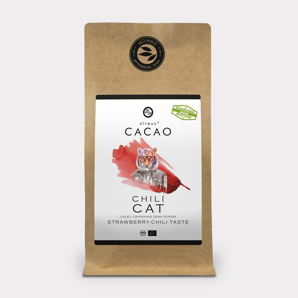 Alveus - Kakao-Chili, 125g