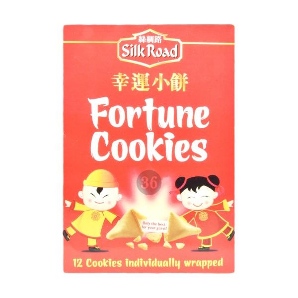 Silk Road - Glückskekse, 12 Stück